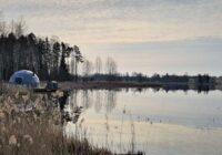 Publicēts sludinājums ar, iespējams, skaistāko vietu Latvijā, kuru iznomāt, lai izolētos no sabiedrības