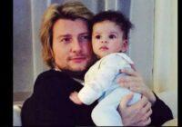 Kā tagad izskatās Nikolaja Baskova dēls; Zēns jau liels un, visticamāk, tēvu pat neatceras