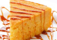 Ķirbju kūka – 2 labākās receptes: ar iebiezinātu pienu vai apelsīnu